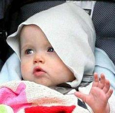 Shiloh-Nouvel Pitt Parents: Brad Pitt and Angelina Jolie