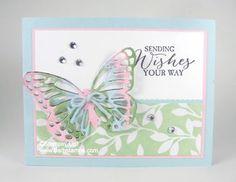 Butterfly basics & butterflies thinlits