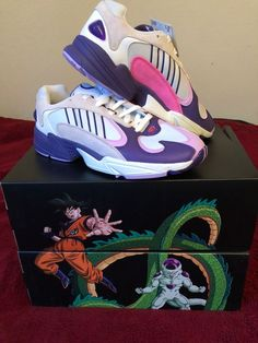 reputable site 9bfc9 defb1 Adidas Yung-1 Dragon Ball Z Frieza Size 912 and 10 fashion