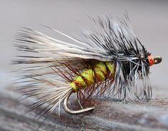 Stimulator dry fly