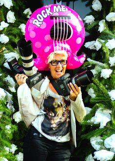 Grappige foto van Hannie Engelsma van HE Fotografie tijdens fotoshoot in Zutphen.
