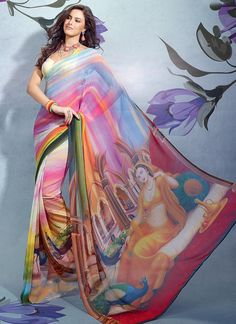 Latest Sarees Styles For Beautiful Girls