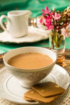 Perfect for the cold weather!  Masala Chai by Indiaphile.info