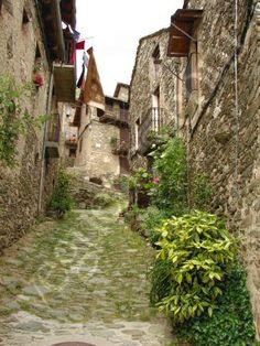 Queralbs (Girona, Cataluña).