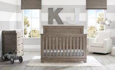 Project Nursery -- Simmons Kids Monterey Crib & Dresser