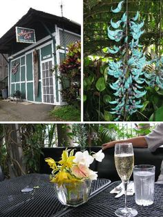 One of Mai Fav restaurants on the Big Island Hawaii... Holuakoa Cafe