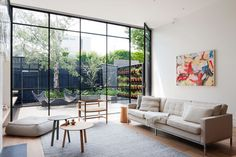 interieur badkamer woonkamer inspiratie minimalistisch man man 2