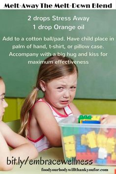 Stress remedy for kids