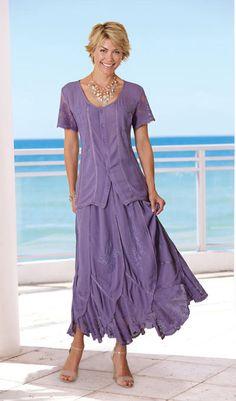 The Paragon Catalog Off Shoulder Maternity Dress, Maternity Dresses, Embellished Top, Embroidered Lace, Scalloped Hem, Lace Sleeves, Fashion Dresses, Short Sleeve Dresses, Elegant