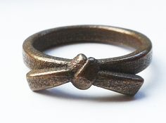 Martial Art belt ring by Daphne