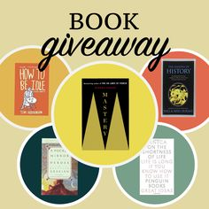 The Big Beautiful New Year's Book Giveaway