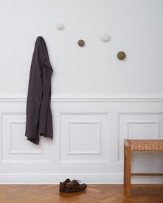 The popular porcelain Matte handle, knobs and hooks collection from Danish designer Anne Black. This design is available in 4 sizes - small, medium, extra large and mega. The price shown for each siz. Concept Shop, Knobs And Handles, Ottoman Bench, Wall Hooks, School Design, Scandinavian Design, Home Deco, Pretty In Pink, Interior And Exterior