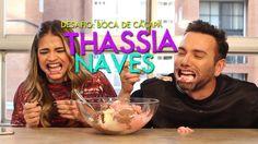 Desafio da Boca de Caçapa com Thassia Naves | MouthGuard Challenge  #Hot...
