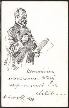 T.G.Masaryk (1910)