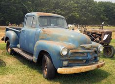 1954 Chevy Truck, Jeep Pickup Truck, Vintage Pickup Trucks, Classic Pickup Trucks, Chevrolet 3100, Chevrolet Trucks, Gmc Trucks, Cool Trucks, Lifted Trucks
