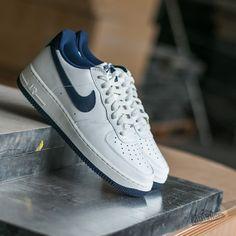 Nike Lab Air Force 1 Low Na Ke QS Summit White Midnight Navy