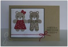Cookie Cutter Christmas #stampinup