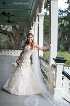 Rip Van Winkle Bridals: Ashley | Catherine Guidry