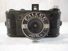 Falcon Miniature Film Camera