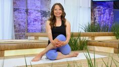 Healing Yoga: Yoga for Real People with Real Problems I am aware of the benefits of yoga, for trauma/abuse survivors, and for people with PTSD, Complex PTSD. Many trauma experts encourage yoga as a… Yoga For Osteoporosis, Hatha Yoga Poses, Walking Exercise, Cardio Routine, Restorative Yoga, Daily Yoga, Lean Body, Yoga Poses For Beginners, Yoga Benefits
