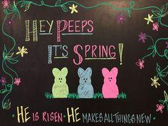 Spring Chalkboard Art 30 - Chalk Art İdeas in 2019 Chalkboard Doodles, Chalkboard Art Quotes, Blackboard Art, Chalkboard Decor, Chalkboard Drawings, Chalkboard Lettering, Chalkboard Designs, Chalk Drawings, Chalkboard Print