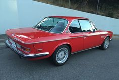 1971 BMW 2800CS 4-Speed | Bring a Trailer