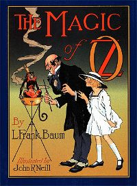 Book 13—Boredom in Fairyland: The Magic of Oz | The Original and Official Oz Books by L. Frank Baum & illustrator John R. Neill | Reread All 40 Books in the Oz Series | Tor.com