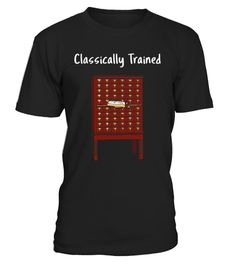 "# Classically Trained Funny T-shirt .  Special Offer, not available in shops      Comes in a variety of styles and colours      Buy yours now before it is too late!      Secured payment via Visa / Mastercard / Amex / PayPal      How to place an order            Choose the model from the drop-down menu      Click on ""Buy it now""      Choose the size and the quantity      Add your delivery address and bank details      And that's it!      Tags: This humorous T-shirt is the perfect shirt for a…"