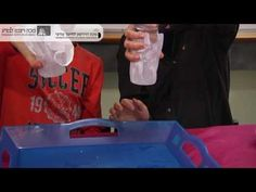 ניסויים לילדים בבית, ניסויים עם ילדים, ניסוי מדעי לילדים • Ligdol
