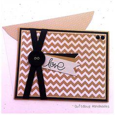 Love Wedding/Anniversary Card w/ Matching Envelope