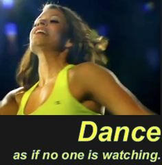 Latinva will improve your self-awareness and confidence.  You will lose weight, sculpt your body and learn to dance.  So dance as if no one is watching. The Latinva Revolution package includes 9-cardio dance fitness workout DVDs and weighted gloves that will make your fitness journey a success. Visit us at http://latinva.com.