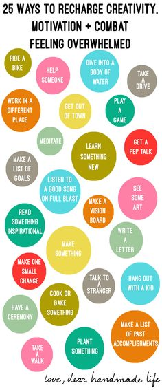 25-ways-to-recharge-creativity-inspired-combat-overwhelm-motivate copy