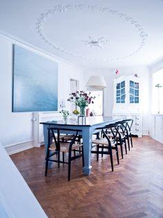 Wishbone Chair http://www.cadesign.ie/furniture/wishbone-chairs/