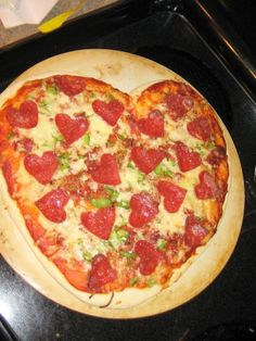 Pizza is always a favorite.