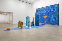 Matthew Ronay, Arlene Shechet – The Modern Art Notes Podcast Arlene Shechet, University Of Houston, Modern Art, Contemporary, Window Design, 3d Design, Installation Art, Art Inspo, Street Art