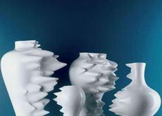 Fast Vase by Rosenthal: Design in motion. #Porcelain #Vase #Rosenthal