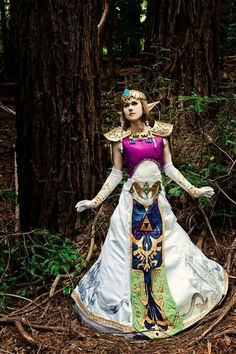 Adel Cosplay as Princess Zelda