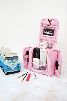 Waterproof Travel Bag To Carry All Of Your Makeup Cosmetics - Travel bag for bathroom items for bathroom decor ideas