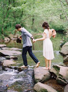 Brett Heidebrecht Photography | Adam & Lindsey Birmingham Engagement