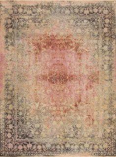 Ancient Wool and Silk - Marathon - Samad - Hand Made Carpets Carpet Decor, Diy Carpet, Rugs On Carpet, Carpets, Carpet Ideas, Orange Carpet, Persian Motifs, Carpet Installation, Transitional Rugs