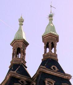 Edificio de Peru y Belgrano en Buenos Aires | Cúpulas de Buenos Aires #argentina