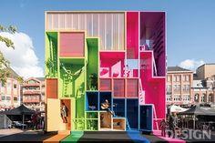 살아 숨 쉬는 유기체 같은 건물 제로 스타 호텔 : 네이버 포스트