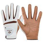 Bionic Relaxgrip (Caramel Palm) Womens Golf Glove: Product Description #OnlineGolfShop #DiscountGolf