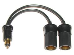 The five-year development process of a car hasn't kept pace with our growing need to plug in our gadgets, so cigarette lighters remain a popular place to get some power. But to plug in more than one item, you need a splitter, and cheap cigarette lighter splitter plugs fall out of 12-volt sockets all the time. Powerlet.com sells custom-made splitters with positive contact two-prong polarized connectors, and you can add multiple 12-volt sockets that stay in place, starting at $35…
