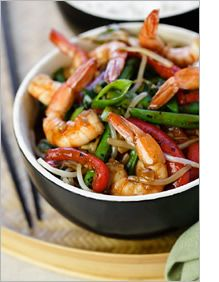 I love shrimp and this is a fabulous, flavorful, healthy recipe!