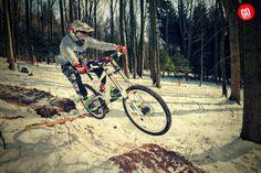 #MTB #Downhill #Adam Semerák #Trutnov #GoFreestyle
