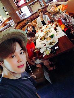 J-hope | Jin | Jimin | Jungkook | Suga | Namjoon | Taehyung