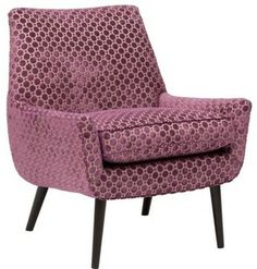 Robyn Chair, Vapor Magenta chairs