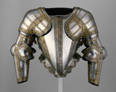 Jacob Halder and Workshop English, Greenwich, active 1576-1608 Portions of an Armor for Field and Tilt, c. 1590