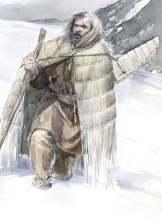 Ötzi the Iceman - Benoit Clarys